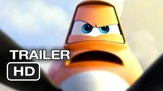 Planes Official Teaser Trailer 1 (2013) - Dane Cook Disney Animated Movie HD