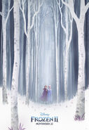 Frozen II Official Poster 2