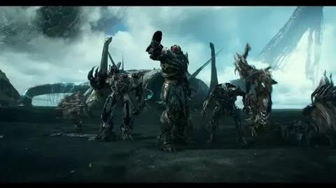 """Transformers 5 The Last Knight - Extended """"Decepticons"""" TV Spot"""