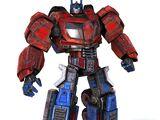 Optimus Prime (Aligned)