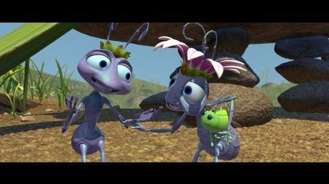 A Bug's Life - Official® Trailer HD