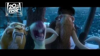Ice Age Continental Drift Official Trailer 2 Fox Family Entertainment