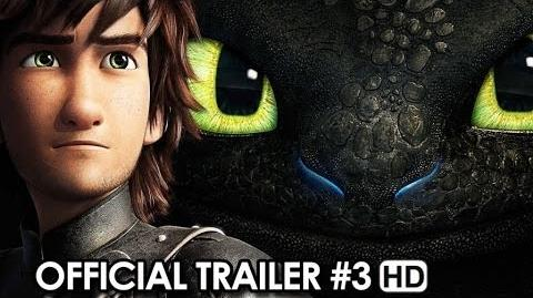 How To Train Your Dragon 2 Official Trailer 3 (2014) HD