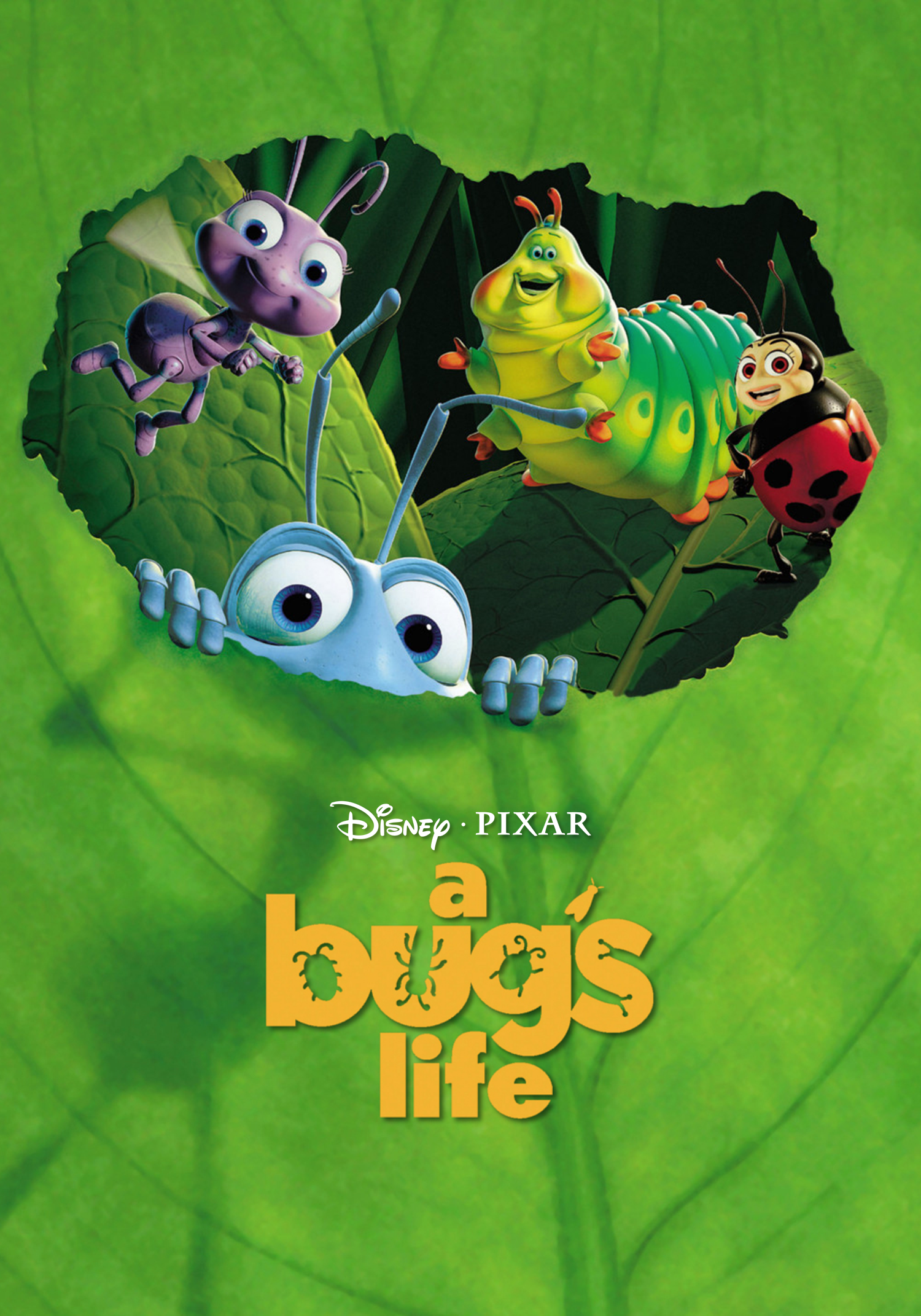 It's just a picture of Canny Characters in a Bug's Life