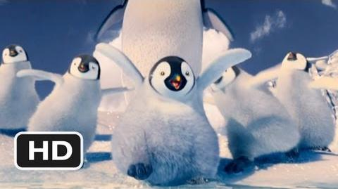 Happy Feet 2 in 3D Official Trailer 1 - (2011) HD