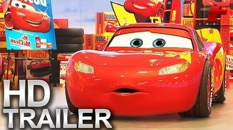 CARS 3 Trailer 4 (2017)