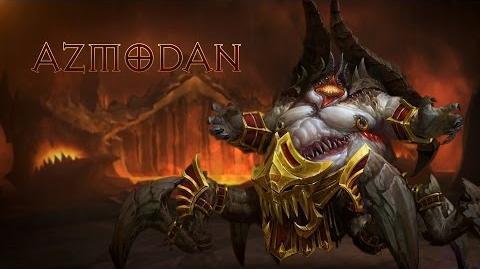 Trailer Azmodan