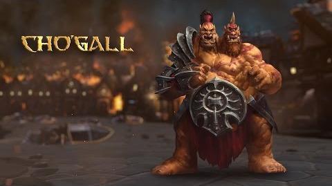 Trailer Cho'Gall