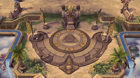Panoramica Tempio Celeste