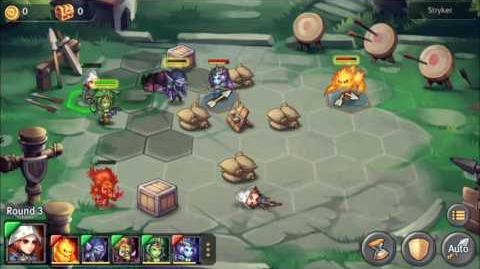 Heroes Tactics - Challenge Bonus Stages (B Strategy) 2016 07 17