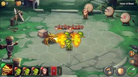 Heroes Tactics Bonus stage №22 27.11 3*