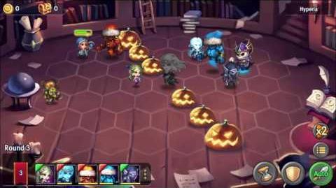 Heroes Tactics Magic Library 8 3*