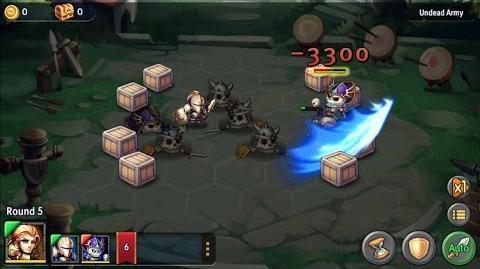 Heroes Tactics Bonus stage №23 04.12 3*