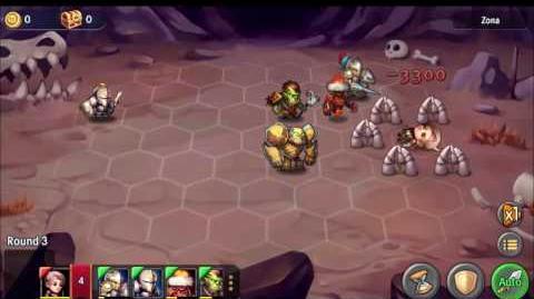 Heroes Tactics Heroic 6-1 3* NEW