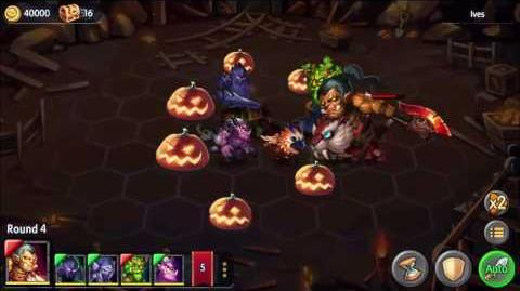 Heroes Tactics Cursed Gold Mine 8