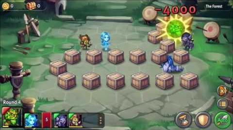 Heroes Tactics Bonus stage №26 18.12 3*