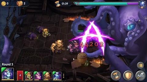 Heroes Tactics Boss on 72lvl