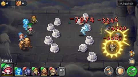 Heroes Tactics Full Sky Arena x3