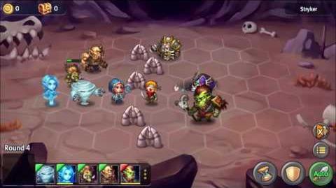 Heroes Tactics Heroic 6-4 3*