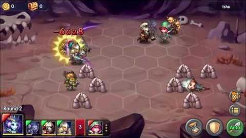 Heroes Tactics Heroic 6-2 3*