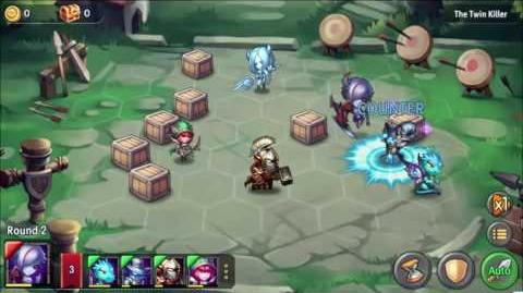 Heroes Tactics Bonus stage №25 11.12 3*