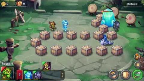 Heroes Tactics Bonus stage №26 18.12 3* v2