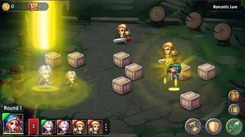 Heroes Tactics Bonus stage №21 20.11 3*