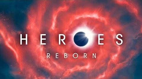 HEROES REBORN Extended Trailer