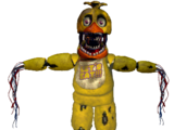 Withered Chica (Five Nights at Freddy's Series)