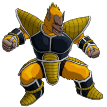 Golden Oozaru Nappa