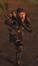 Nicholas Fury (Earth-58732) from The Punisher (2005 video game) 0001
