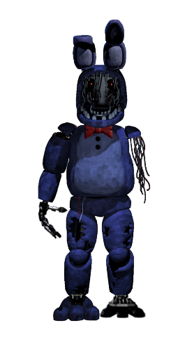 withered bonnie five nights at freddy s series heroes unite