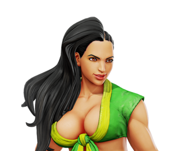 Laura (Street Fighter Series) | Heroes unite Wikia | Fandom