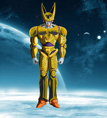 Cell gold