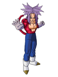 Ssj4 future trunks by brolyeuphyfusion9500-d4si50u