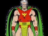 Stranger (Cosmic Being) (Earth-616) (Marvel Series)