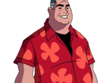 Max Tennyson (Ben 10 Series)