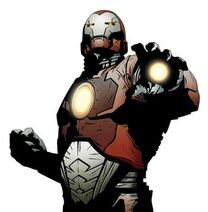 Anthony Stark 28Earth-5070129 from Marvel Nemesis Rise of the Imperfects 0002