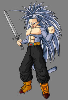 Future trunks ssj5 by theothersmen-d4nx7q1