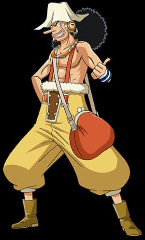 Usopp (One Piece Series)   Heroes unite Wikia   Fandom