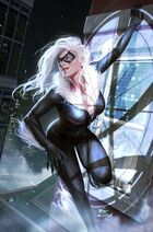 Black Cat Vol 1 3 Bring on the Bad Guys Variant Textless