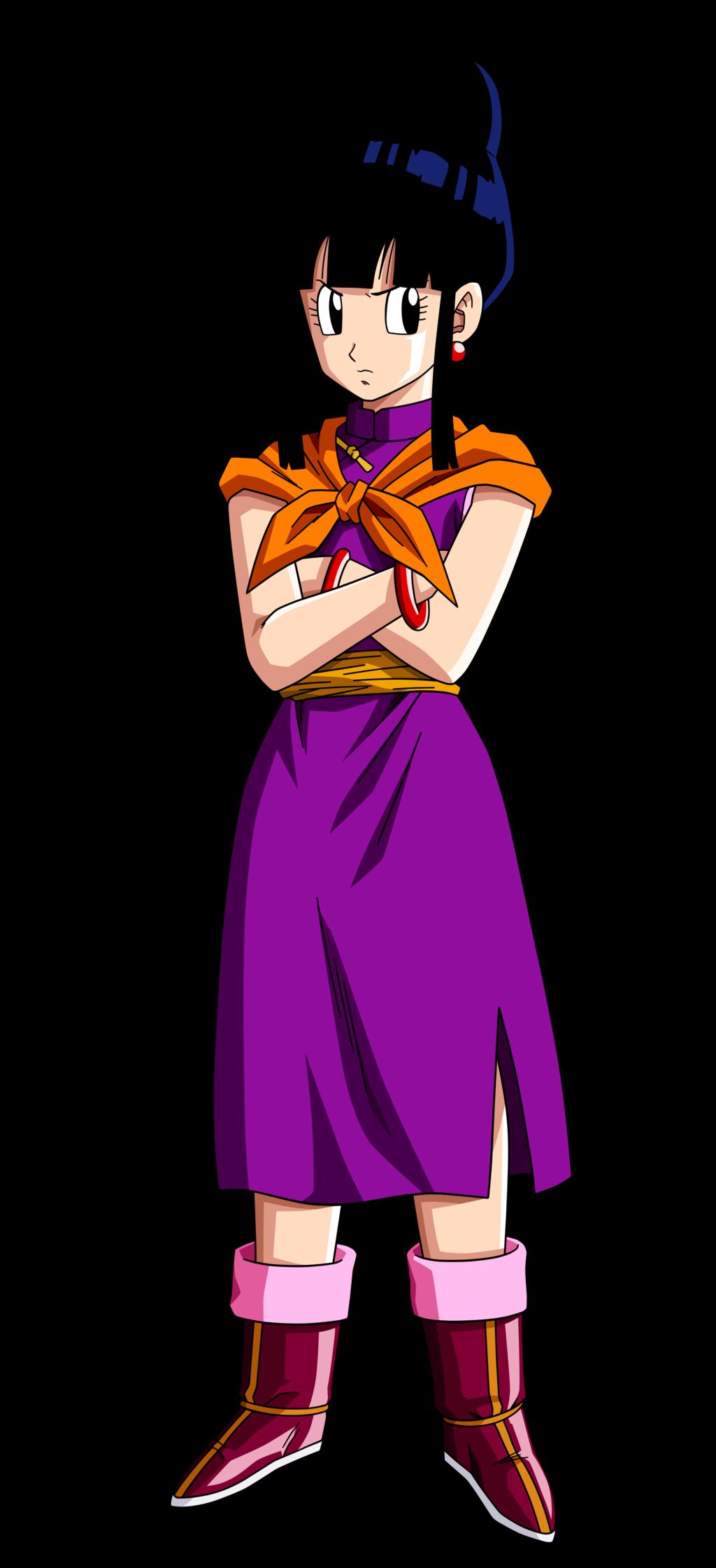 Chi-Chi (Dragon Ball Series) | Heroes unite Wikia | FANDOM