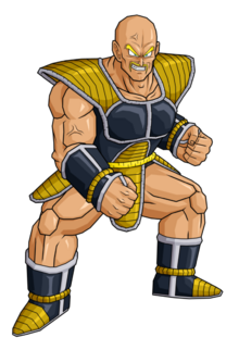 Nappa ssj by db own universe arts-d39am5g