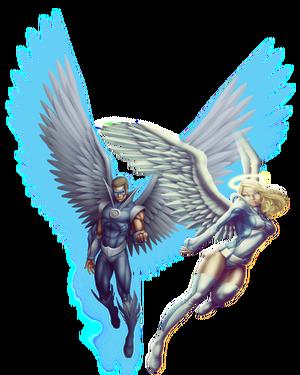 Angel Portal