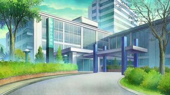 Area no Kishi - Kamakura Hospital