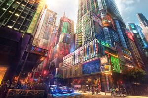 Anime city 225771
