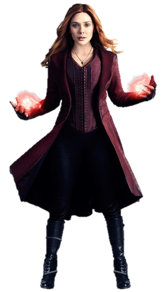 Scarlet Witch (Marvel Cinematic Universe) | Heroes vs ...