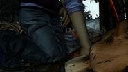 Clem killing Sam