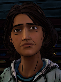 Sarita's Face