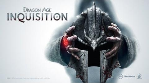 Dragon Age Inquisition Official E3 2013 Teaser Trailer - The Fires Above